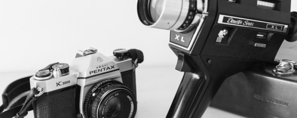 Pentax and Bell and Howell
