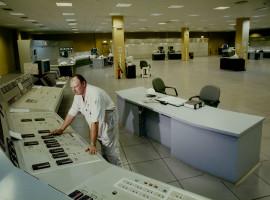 Hubco Power control room