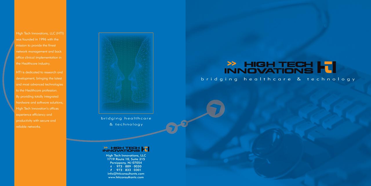 Hi Tech Innovations, New Jersey Brochure
