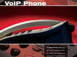 New World Telecom Promo Flyer, Mississauga